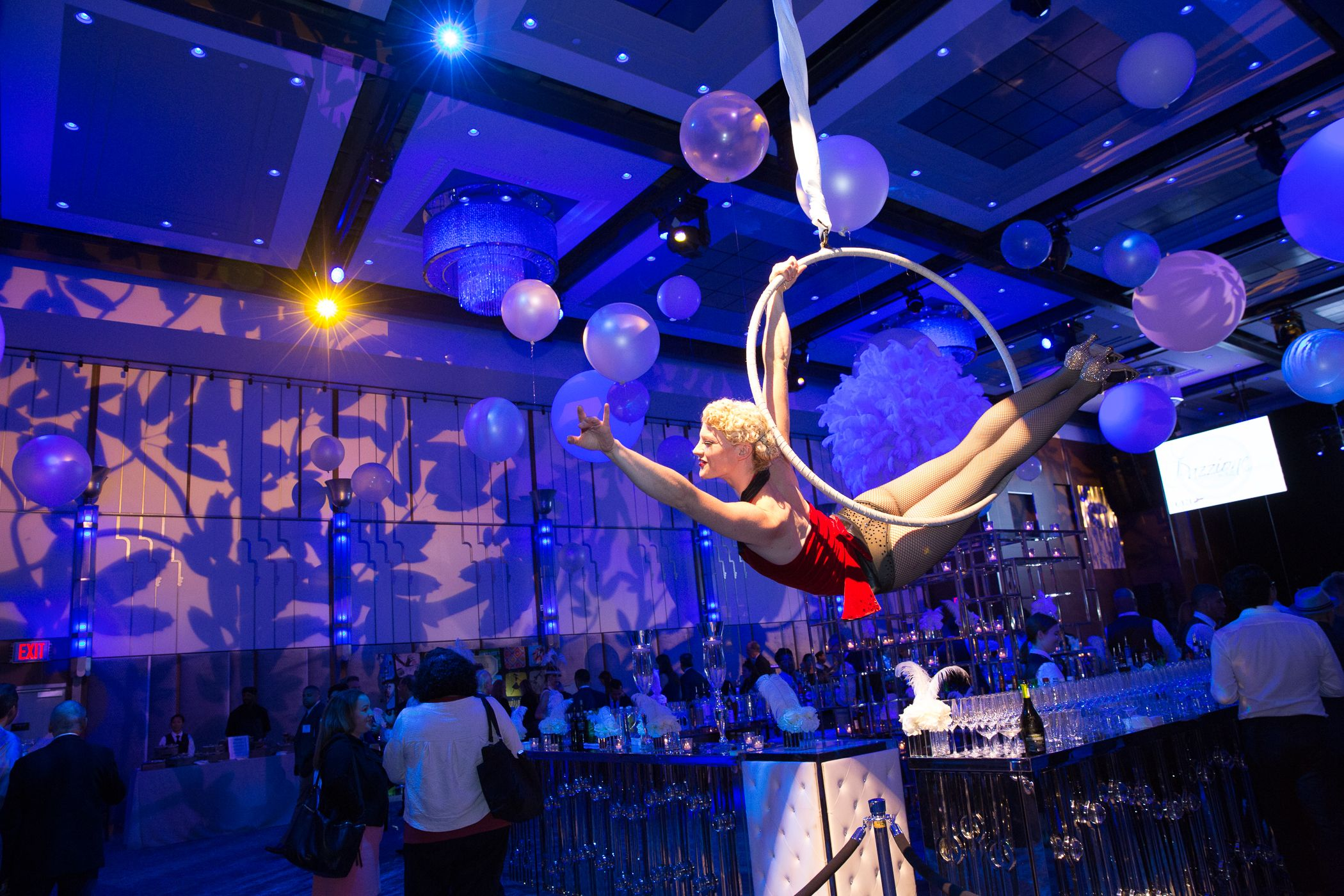 entertainment for corporate event