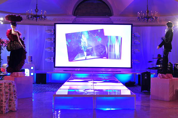 video screens video walls equipment rental nyc
