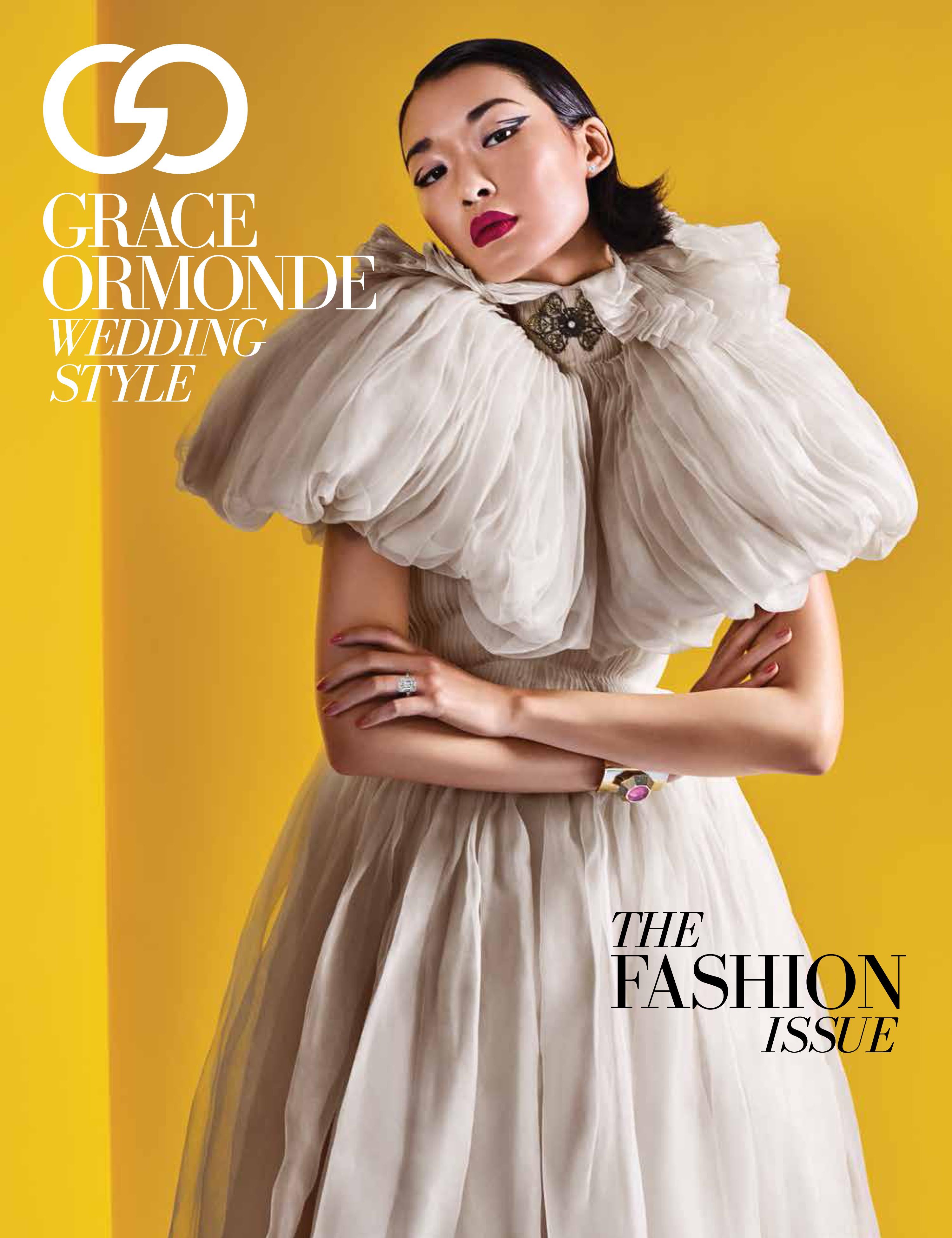 Grace Ormonde Magazine
